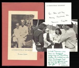 Eine handsignierte Ausgabe, Kostenpunkt: 4.500 Dollar. Was der Höhepunkt der Absurdität ist. (Foto von www.tbcirarebooks.com)