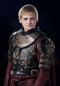 Ein Nachfahre der ganzen Königsmeschpoke - zumindest im Geiste: King Joffrey Baratheon (Bild von http://gameofthrones.wikia.com)