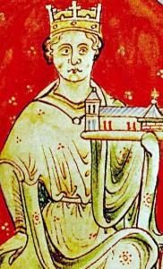 Er hatte immer ein bisschen gespanntes Verhältnis zur Kirche: King John (Bild von www.de.wikipedia.org)