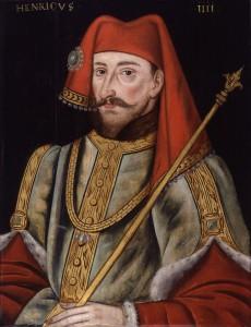 Wer könnte es Prinz Heinz verdenken, dass er seine Jugend lieber mit dem gemütlichen Falstaff als mit seinem verhärmten Vater Heinrich IV. verbringt? (Bild von www.en.wikipedia.org)