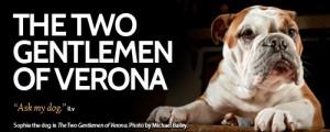 Kein Einzelfall. Geben Sie mal den Stücktitel bei der Google-Bildersuche ein. Sie erhalten fast nur Theaterbilder mit Hund. Warum? Weil JEDER einen Hund auf der Bühne sehen will. (Bild von www.americanshakespearecenter.com)