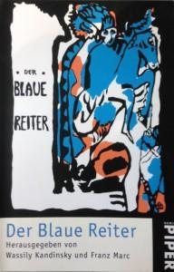 Auch auf modernen Ausgaben wird selten auf Kandinskys Cover-Illustration zum Almanach DER BLAUE REITER verzichtet
