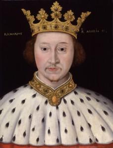 Wurde ihm sein fantastisches Aussehen zum Fallstrick? Richard II. (Bild von www.en.wikipedia.org)