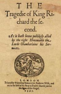 Nahm die Elisabethaner richtig mit: Die Gewissensfrage, ob man einen König absetzen darf (Bild von www.de.wikipedia.org)