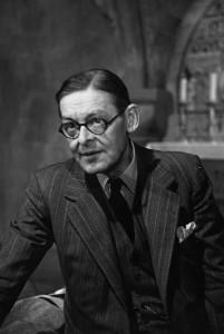 Lässt an und für sich gar nichts von der Unordnung in seinem Kopf erahnen: Der gepflegte Herr Eliot (Bild von www.everseradio.com)