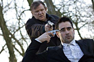 """Praktische Homöopathie (wegen """"Gleiches mit Gleichem""""): Ken kann Ray nicht wie befohlen töten, weil dieser gerade einen Selbstmordversuch unternimmt. (Bild von www.kultur-online.com)"""