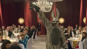 Wer hat Angst vorm falschen Hasen? (Bild von www.daserste.de)