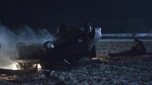 Erneuter Anlass für Missverständnisse: Der Unfall (Bild von www.daserste.de, Fotografin: Marion von der Mehren)