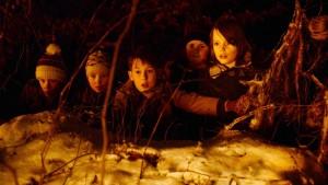 Blick in die Vergangenheit: Fremdenfeindlichkeit vergiftet Kinder  (Bild von www.daserste.de, Fotografin: Marion von der Mehren)