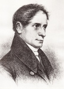 """""""Der Dichter"""": Joseph Karl Benedikt Freiherr von Eichendorff, 1788-1857 (Bild von www.de.wikipedia.org)"""