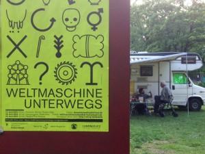 Ein bisschen Mystik muss sein - die Symbole machen aus den Maschinenbauern Alchimisten.