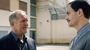 Von ihm (Anian Zollner als Peter Wendler, rechts) hätte ich gern noch mehr gesehen. (Bild von www.daserste.de)