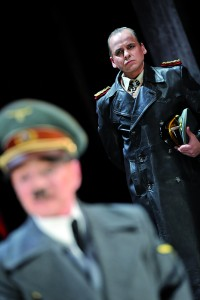 Ulla Willick and Gunther Nickles in ROMMEL - EIN DEUTSCHER GENERAL
