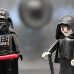 Darth Vader und der Imperator